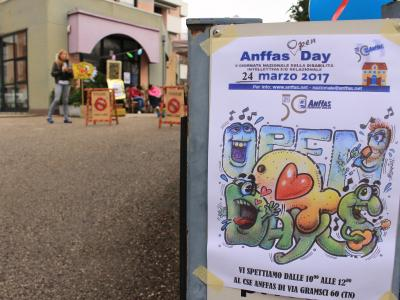 Open day Anffas